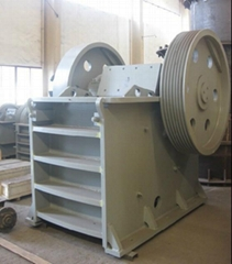 Jaw Crusher Machine(PE Series)