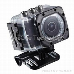 "Underwater 60m Full HD 1080P Mini DV with 1.5"" LCD"