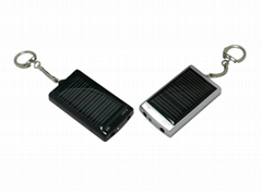 小巧便携式太阳能充电器