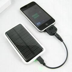 经济实用型太阳能充电器