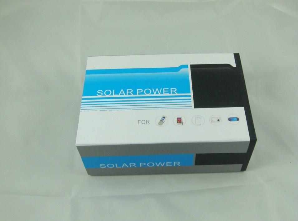 时尚造型太阳能充电器 5