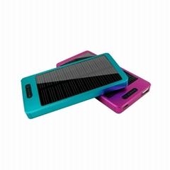 铝合金太阳能充电器