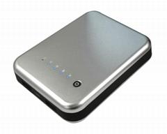 铝合金大容量手机移动电源