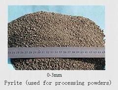 Iron Pyrite S48/S45/S42 Lumps