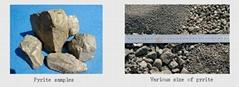 Iron pyrite manufacturer S48