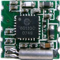 無線發射809