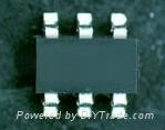 锂电池保护ICDW01-8205 3