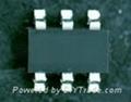 鋰電池保護ICDW01-8205 3