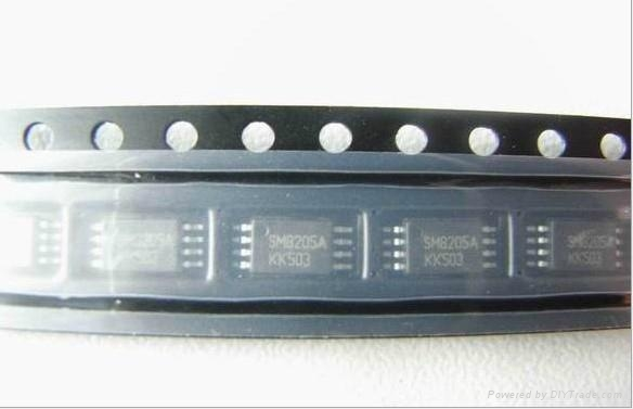 鋰電池保護ICDW01-8205 4