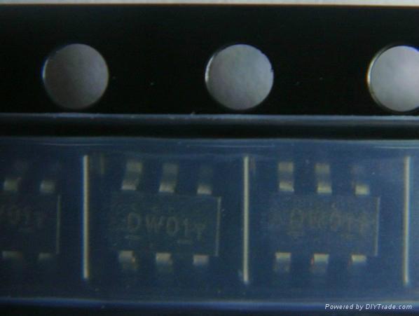 鋰電池保護ICDW01-8205 5