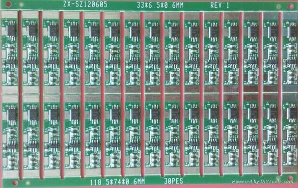 多种锂电池保护板 5