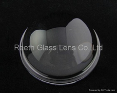 led explosion-proof light glass lens