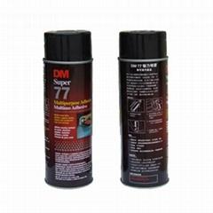 DM77多用途气雾胶粘剂