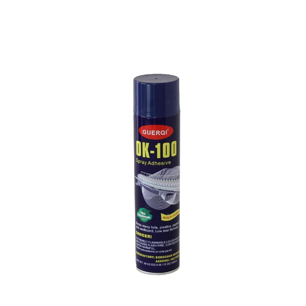 固爾奇OK-100多用途噴膠 1