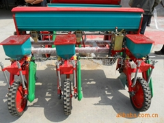 precision corn fertilization seeder