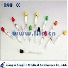 Disposable vacuum blood collection tube (PET)