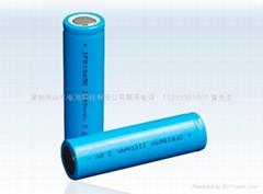 磷酸鐵鋰18650電池