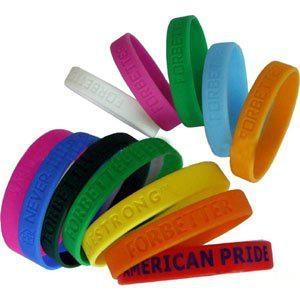 Promotional Silicone Bracelet 1