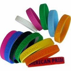 Promotional Silicone Bracelet