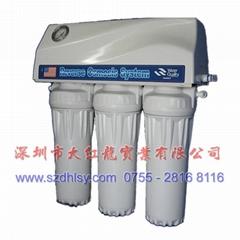 125G无泵纯水机