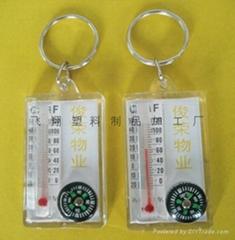塑料鑰匙扣