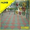 hot sale rubber flooring 5