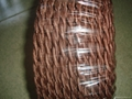 3 conductor cloth covered  wire 5