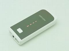 universal portable power  4800mah
