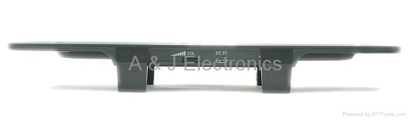 3.5''TFT Bluetooth wireless rearview camera mirror 3