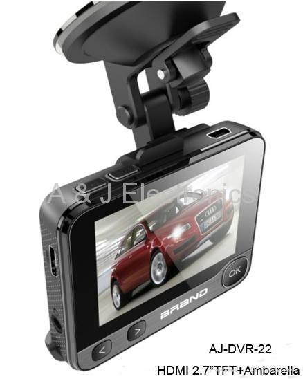 HD car black box with GPS 1
