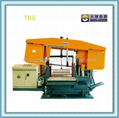 CNC Rotation Angle Band Sawing Machine