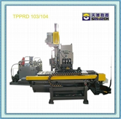 CNC Hydraulic Plate Punching and Drilling Machine