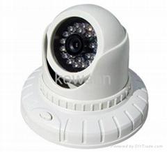 CCTV Plastic IR Dome security Camera KW-201CR