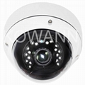 2.0 Megapixels HD Sdi Vandalproof Dome Camera KW-HD201IR