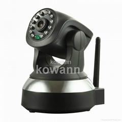 720P Megapixel plug and play IP camera