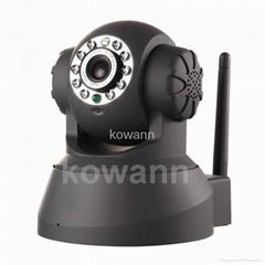 无线摇头网络摄像机
