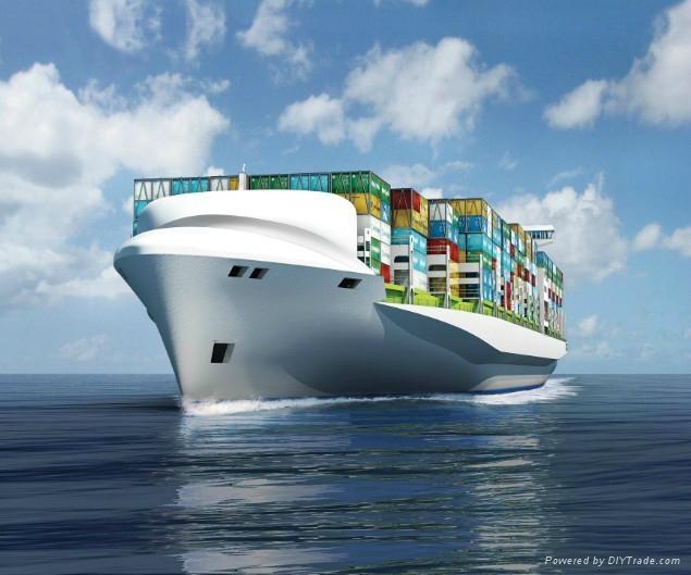 sea service fm China to overseas 1