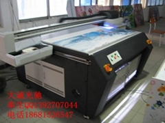 大幅面  平板彩印机