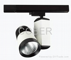 COB led tracklight popular classic design