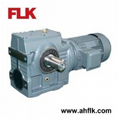 SEW equivalent S series Helical-worm  geared motors(S37-S97)