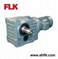 SEW equivalent K Series Helical-Bevel geared motors(K37-K187)