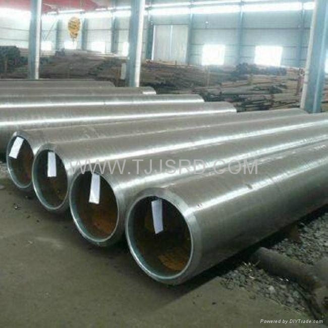 Alloy steel pipe, alloy pipe, seamless alloy steel pipe 1