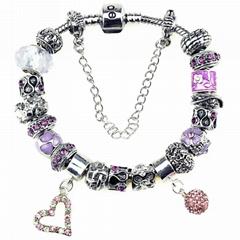 2013 handmade murano glass beads bracelets