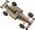 F1 Racing Car Model/Promotion 3D Folding Toys 4