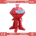 3D Puzzle intelligent Paper ROBOT toys