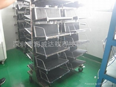 防靜電PCB板挂籃車