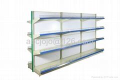 Heavy Duty Supermarket Shelf with MDF backboard