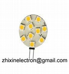 G4 LED Light 1.8W 10LED 130-144LM 6000K LED Spotlight Bulb