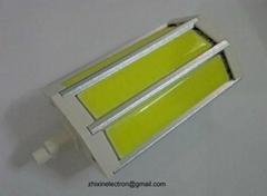 COB R7S LED Light 7W 3COB 560-700LM LED Corn Light Lamp(86-265V)