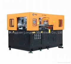 LX-4EL High Speed Auto PET Bottle Blow Molding Machine